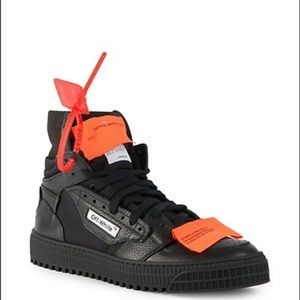 Off-White 3.0 Low Leather Sneakers